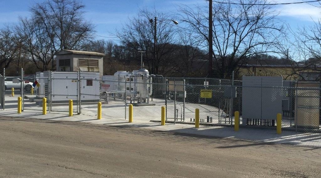 North Avenue CNG Station