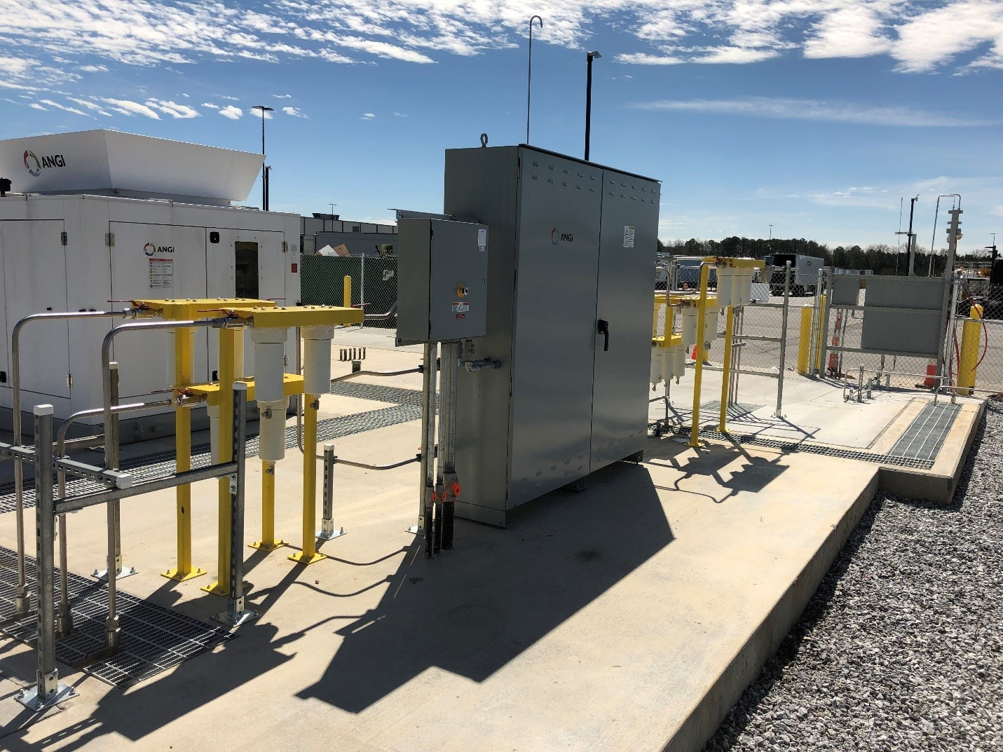 Compressed Natural Gas Fueling Station_3